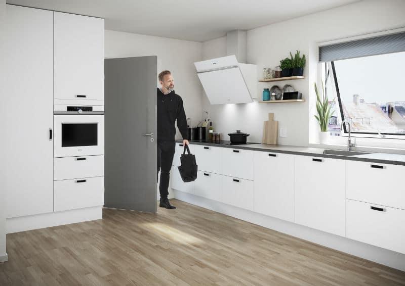 Køkken Vione Hvid